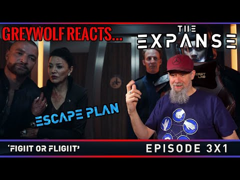 The Expanse - Episode 3x1 'Fight or Flight'   REACTION & REVIEW