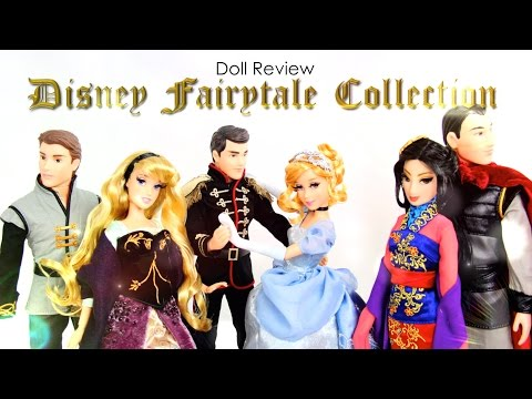complete - by request: We finally have the complete 2014 Disney Fairytale Designer Collection! ... We hope you enjoy this Fabsome Review!! Our Second Channel: http://www.youtube.com/createsomethingfab...