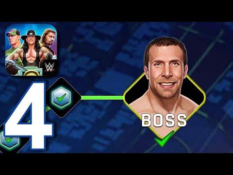WWE Racing Showdown - Gameplay Walkthrough part 4 - Chapter 1 Final Boss (Android)