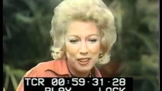MARGARET KEANE 1972 In Hawaii - The Mike Douglas Show