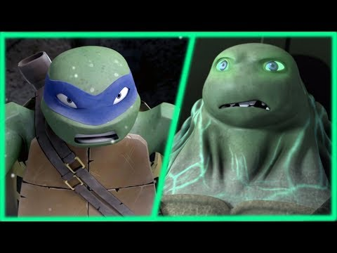 Leonardo And Leonardo-Mutant - Teenage Mutant Ninja Turtles Legends