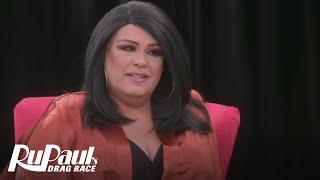 The Pit Stop Season 10 Episode 2: Delta Work Spills the Tea | RuPaul's Drag Race Season 10