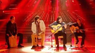 Tu Cara Me Suena - Los Chunguitos Imitan A Camarón De La Isla Y Paco De Lucía