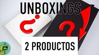 """1: ZEALOT S8 https://goo.gl/Y5taU42 : RELOJ https://goo.gl/GHP6JM Hoy le hacemos unboxing a dos equipos que les puede llamar la atención. Esos famosos """"unboxings sorpresa"""" no son tan comunes como pensamos, es decir a muchos youtubers les mandan muchos paquetes , pero no es tan seguido como pensamos. Hoy yo arranco con UNBOXINGS PENDEJ*OS. Veamos que pasa hoy. (っ◕‿◕)っPROMO / REVIEW / CONTACTO  (ENGLISH / Español): josechtv@gmail.comMás Vídeos: http://bit.ly/2dj2oTm Web: http://bit.ly/2dnylpV Página de FaceBook: http://bit.ly/2dRKZ2S Twitter: http://bit.ly/2dC8YUK Google Plus: http://bit.ly/2dnzZHY FaceBook: http://bit.ly/2dRKVAb"""