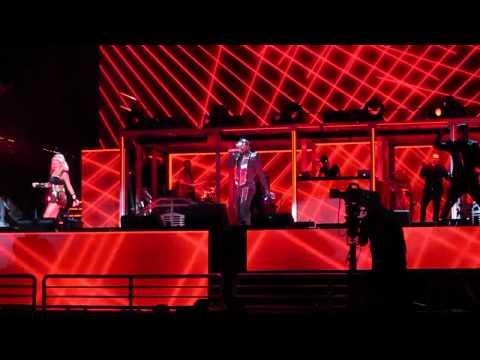 Black Eyed Peas Concert 4 New York, Central Park, Spetember 30, 2011.
