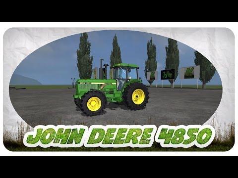John Deere 4850 v2.0 MR