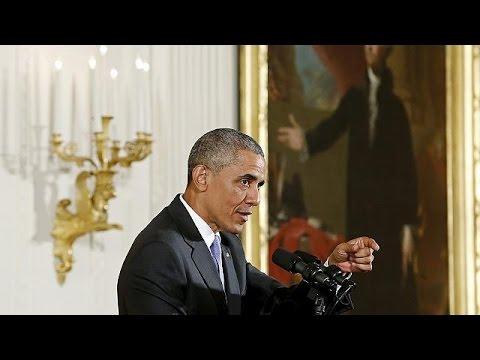 ΗΠΑ: Υπερασπίστηκε την συμφωνία με το Ιράν ο Μπαράκ Ομπάμα