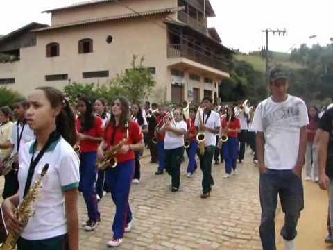 IV Encontro de Bandas de Santa Cruz do Escalvado - MG
