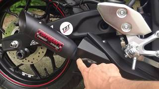 6. 2016 Yamaha YZF-R3 - My list of upgrades