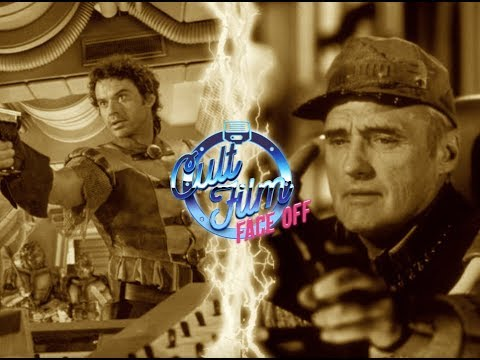 The Ice Pirates Vs. Space Truckers | Cult Film Face Off | Video Version Of CFFO 058
