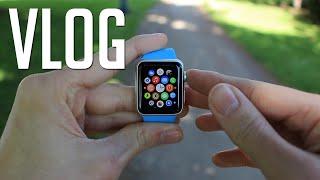 5 Jours Avec L'Apple Watch - VLOG