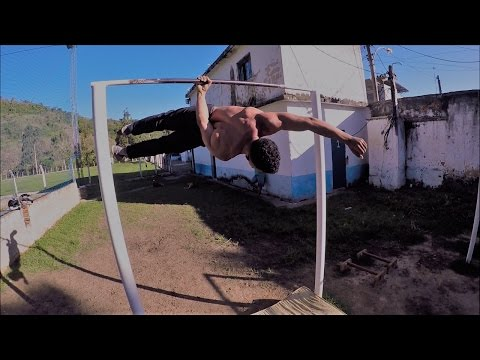 Street Workout Training Day #1 / Calistenia Levy Team