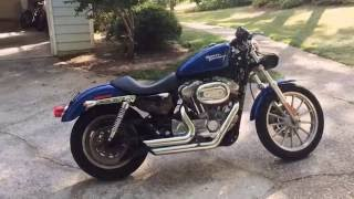 7. 2008 Harley Davidson Sportster 883 For Sale (video says 2009 but it is a 2008)