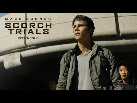 Maze Runner: The Scorch Trials (TV Spot 'Next Chapter')