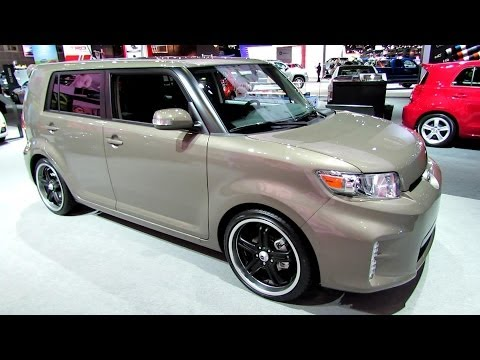 2014 Scion xB - Exterior and Interior Walkaround - 2013 LA Auto Show