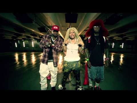 Nicki Minaj - Masquerade official video HD