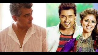 Surya's Masss not for Ajith's birthday