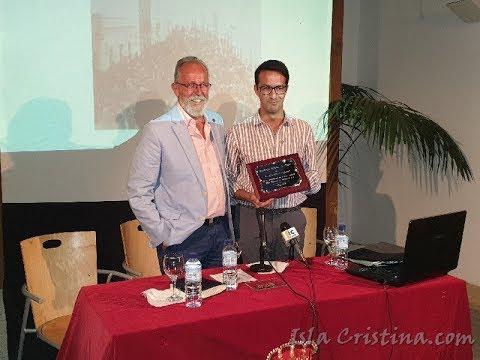 Conferencia de Agustín Ponce sobre «Blas Infante en Isla Cristina»