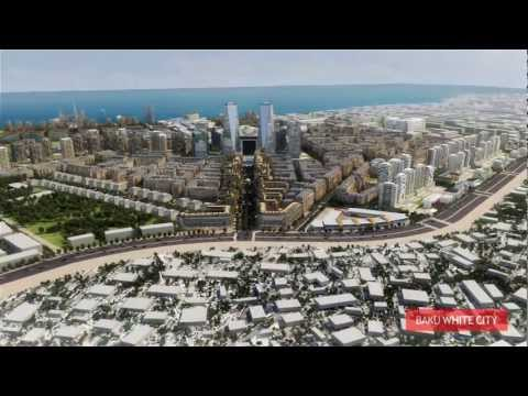 """Зеленый"" бизнес-центр в Азербайджане"