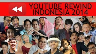 Video Youtube Rewind INDONESIA 2014 MP3, 3GP, MP4, WEBM, AVI, FLV Oktober 2017