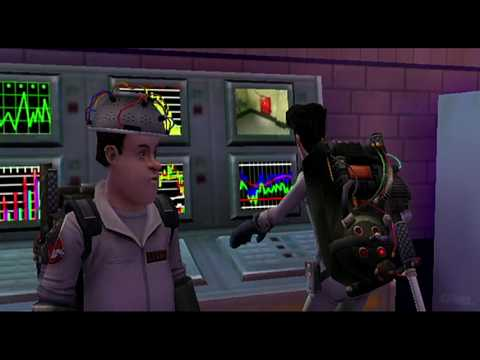 preview-Ghostbusters Wii Video Review (IGN)