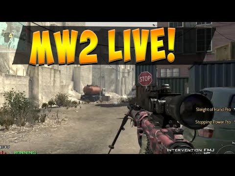 MW2 - Thanks for all the feedback on my last video! I did this commentary not really knowing if you wanted more mw2 gameplay so please hit the like button if you f...
