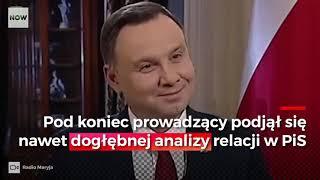 Kto faktycznie rządzi Polską? Duda na szkoleniu u Rydzyka.