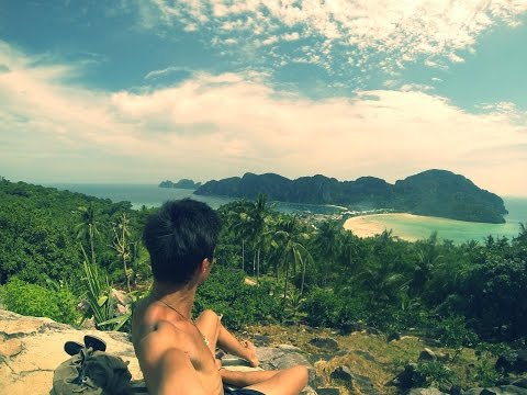 Solo backpacking around the world! | GoPro Hero3