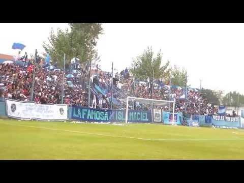 hinchada de san telmo vs dock sud 2014 (previa) - La Barra de San Telmo - San Telmo
