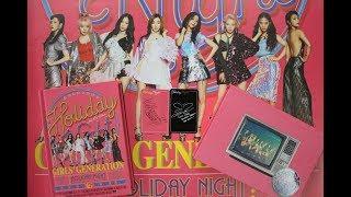 [Unboxing] Girls' Generation 6th Album