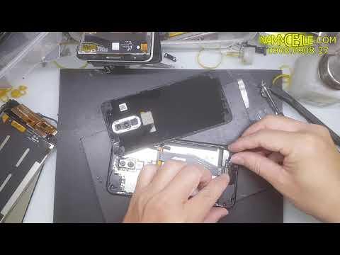 Thay Chân Sạc Nokia 6 1 Plus khong sac duoc