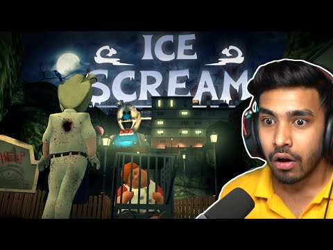 KIDNAPPER ICE CREAM UNCLE
