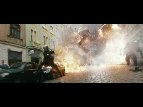 G.I.Joe The Rise of Cobra Trailer [HD]