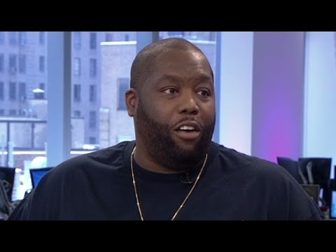 Hip Hop ... Where are you?? Killer Mike speaks on the culture of police in communities.