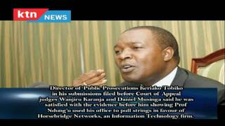 Why former CBK Governor Njuguna Ndung'u may be jailed before end of next year