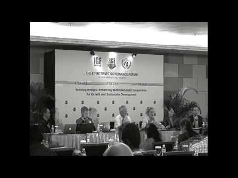 Developing a Strategic Vision for Internet Governance