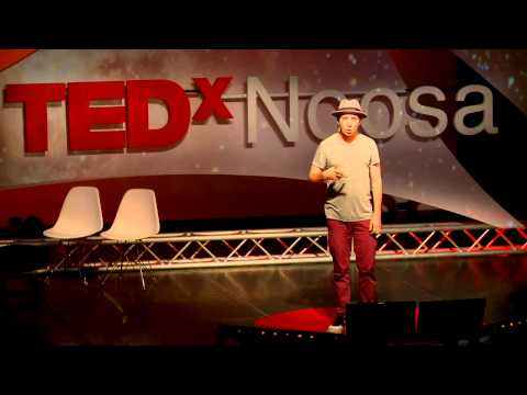 Kudos -- live Performance: James Tretheway at TEDxNoosa 2014
