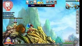 Jidan Cup [Round 32]: tungpaiter vs amityz