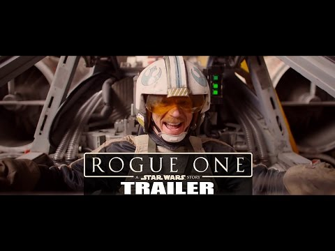 A Cool Mashup of the Rogue One A Star Wars Story Trailer and Beastie Boys