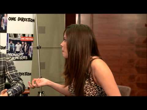 Pre Interview-Behind the Scenes with One Direction