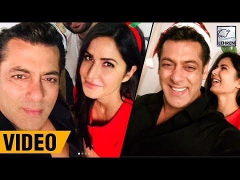 Katrina Kaif And Salman Khan's Christmas Celebrati