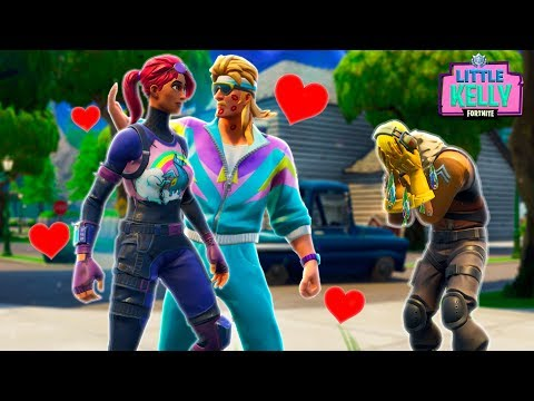 RAPTOR CATCHES LITTLE KELLY CHEATING - Fortnite Short Film - Thời lượng: 14 phút.