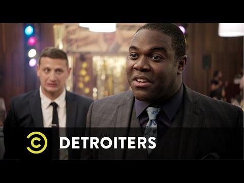 Speeches for Mr. Duvet - Detroiters - Comedy Central