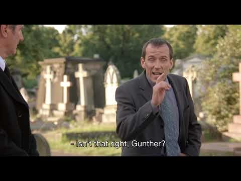 Johnny English (2003) - Blu-ray™ Clips The Hearse Driver