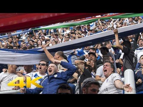 GRITO DE GOL | Velez 2 Vs Defensa y Justica 1 | Torneo 2016/2017 | Fecha 10 4K - La Pandilla de Liniers - Vélez Sarsfield