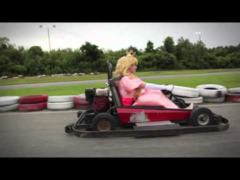 Princess Peach Theme From Paper Mario On Mushroom Ocarina and Baby Park Theme From Mario Kart
