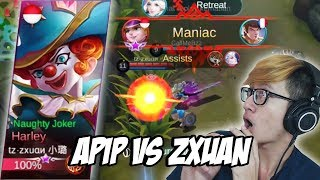Video KERAS BANGET LAWAN tz·zxuan小璐 TOP FANNY - MOBILE LEGENDS INDONESIA MP3, 3GP, MP4, WEBM, AVI, FLV Oktober 2017