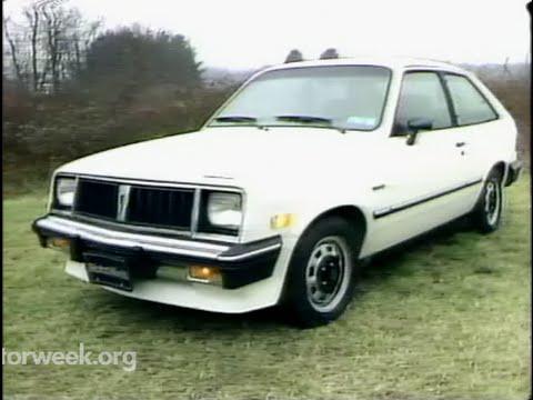 Pontiac review top car reviews motorweek retro review 82 pontiac 1000 fandeluxe Image collections