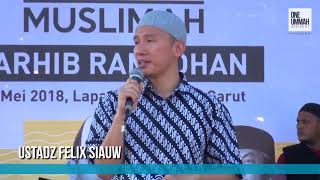 Download Video Ustadz Felix Siauw - Tarhib Ramadhan MP3 3GP MP4