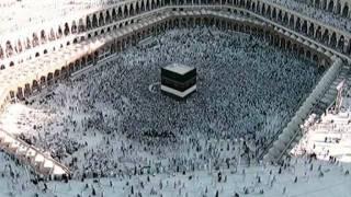 خطبة عيد الأضحى المبارك من الحرم المكي10/12/ 1432هــ .